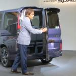 新型ホンダステップワゴンの価格は228万8000円から!話題のわくわくゲートも!! - 新型ステップワゴン_04
