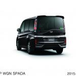 新型ホンダ「ステップワゴン」画像ギャラリー-ウワサのわくわくゲートがこれだ! - 4150423-stepwgn_002H