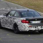 Max370ps! BMW M2が9月デビュー!! - Spy-Shots of Cars