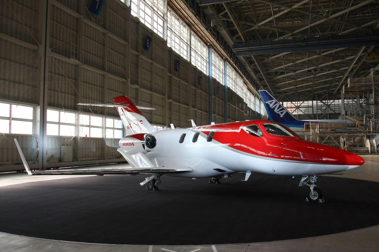 「価格5.4億円! HondaJet(ホンダジェット)が他社に優れる3つの特徴」の1枚目の画像