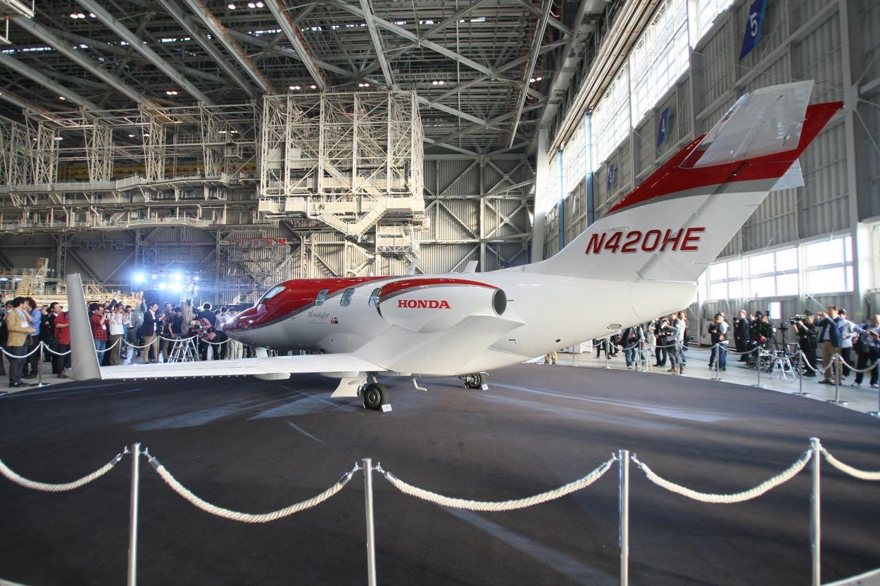 「価格5.4億円! HondaJet(ホンダジェット)が他社に優れる3つの特徴」の18枚目の画像