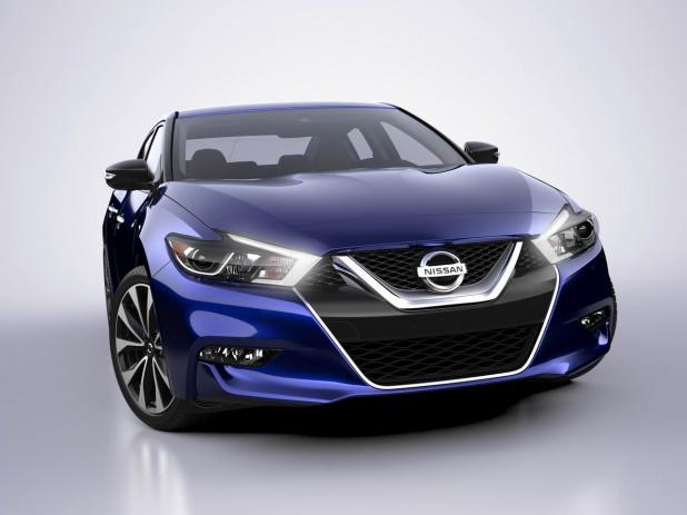 07 Nissan Maxima >> 日産「マキシマ」画像ギャラリー ─ ニューヨークで公開されたFF・4ドアスポーツカー | clicccar.com(クリッカー)