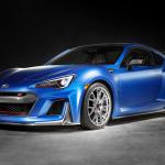 STIらしさ炸裂!「Subaru STI Performance Concept」登場 - STI Performance Concept front h