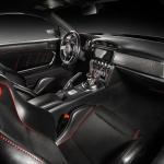 STIらしさ炸裂!「Subaru STI Performance Concept」登場 - STI Performance Concept interior h