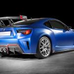 STIらしさ炸裂!「Subaru STI Performance Concept」登場 - STI Performance Concept rear h