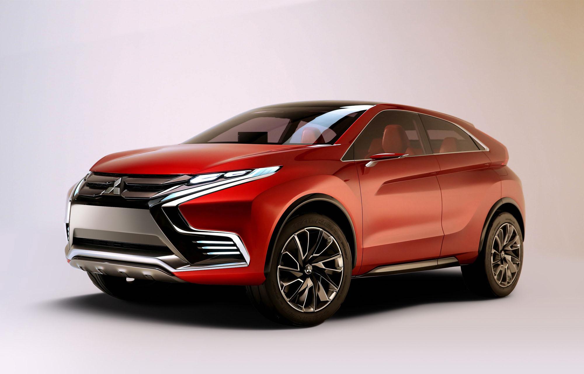 次期RVR?上海モーターショーにアジア初出展される小型SUV | clicccar.com(クリッカー)