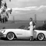 659馬力のシボレー・コルベットZ06コンバーチブルが日本デビュー - 1953-Chevrolet-Corvette-Motorama2-medium