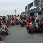 F1女子がSuzuka Sound of ENGINE2015の魅力を探る!〜ロングドライブの疲れを癒してくれたのは? - 20150530003959 (1)