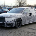 リンカーン・コンチネンタル コンセプトの市販モデルをスクープ撮! - Spy-Shots of Cars