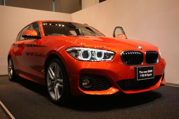 BMW bmw 1シリーズ カスタム : clicccar.com
