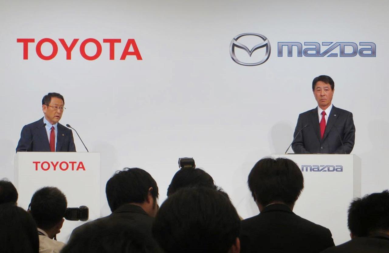 「トヨタとマツダのコラボが生み出す「ワク・ドキ」に期待!」の5枚目の画像