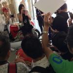 F1女子がSUZUKA sound of ENGINE 2015の魅力を探る!〜歴代の名車がバトルラン! - 20150601164305