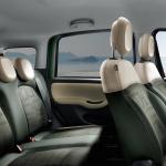 フィアット・パンダの4WD&6MTに120台限定車が登場! - 375_news_Panda4X4_Green_Interior