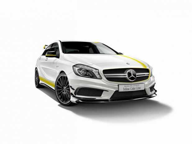 A45_4MATIC_YellowColorLine004