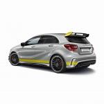 36台限定で価格799万円、特別なAMG A45が登場 - A45_4MATIC_YellowColorLine005