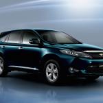 トヨタ・ハリアーが安全装備の充実とセクシーな内装が魅力の特別仕様車を設定 - HARRIER_01