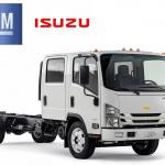 GMがいすゞの中型トラックを米国向けにOEM導入! - ISUZU_GM