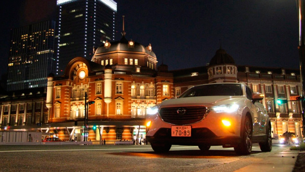 北海道→東京1270kmの燃料代はいくら!? マツダCX-3 SKYACTIVディーゼルの燃費を実走計測!