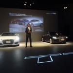 三代目アウディTTが日本デビュー、全車2.0Lターボで価格は542万円から - 20150820AudiTT_12