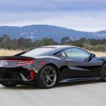 次期NSXにカーボンオプション設定、アメリカで先行フォトデビュー - 2016_Acura_NSX_in_Berlina_Black_re