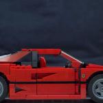 これは欲しい! フェラーリF40がレゴから限定発売!! - RES_LEGO®_Creator_-_Build_your_very_own_Ferrari_F40__-_YouTube5