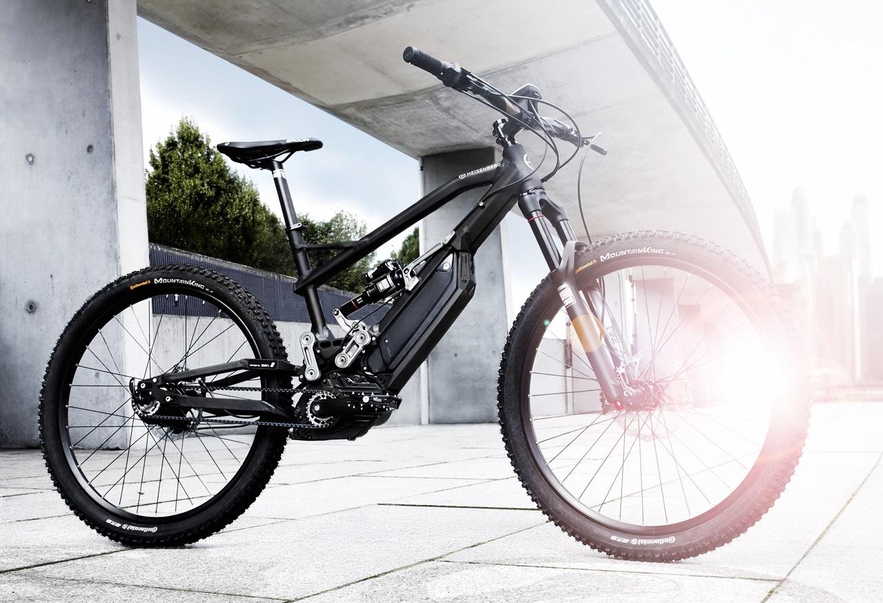 独bmw Iの特許を採用した電動アシスト自転車が登場 Clicccar Com クリッカー