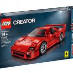 これは欲しい! フェラーリF40がレゴから限定発売!! - RES_LEGO_Shop