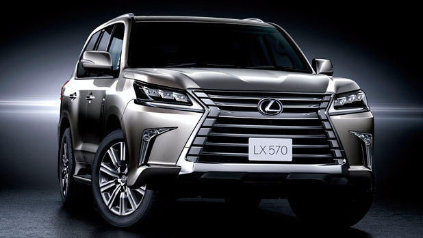 ついに国内降臨、レクサスの最上級SUV「LX」を3つの数字で理解する