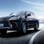 レクサスSUVの最上位モデル「LX」が9月14日に日本発売! 価格は1100万円 - lxj1508_009_s