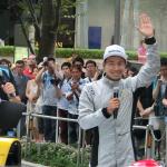 電気自動車のF1が六本木を駆け抜ける! 日本初フォーミュラEデモ走行にF1女子も大興奮!! - s_CIMG2991