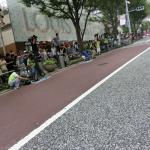 電気自動車のF1が六本木を駆け抜ける! 日本初フォーミュラEデモ走行にF1女子も大興奮!! - s_CIMG2999