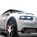 シトロエン「Cactus M Concept Car」をフランクフルトモーターショーで世界初公開 - 140923_photo_CL01