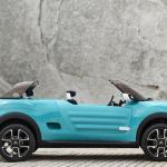 シトロエン「Cactus M Concept Car」をフランクフルトモーターショーで世界初公開 - 150907_6507