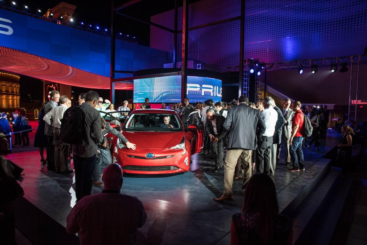 「トヨタ新型プリウス画像ギャラリー・その1  ─ 進化する燃費性能、世界の先駆けとなるハイブリッドカー」の13枚目の画像