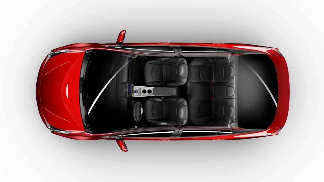 「トヨタ新型プリウス画像ギャラリー・その1  ─ 進化する燃費性能、世界の先駆けとなるハイブリッドカー」の5枚目の画像