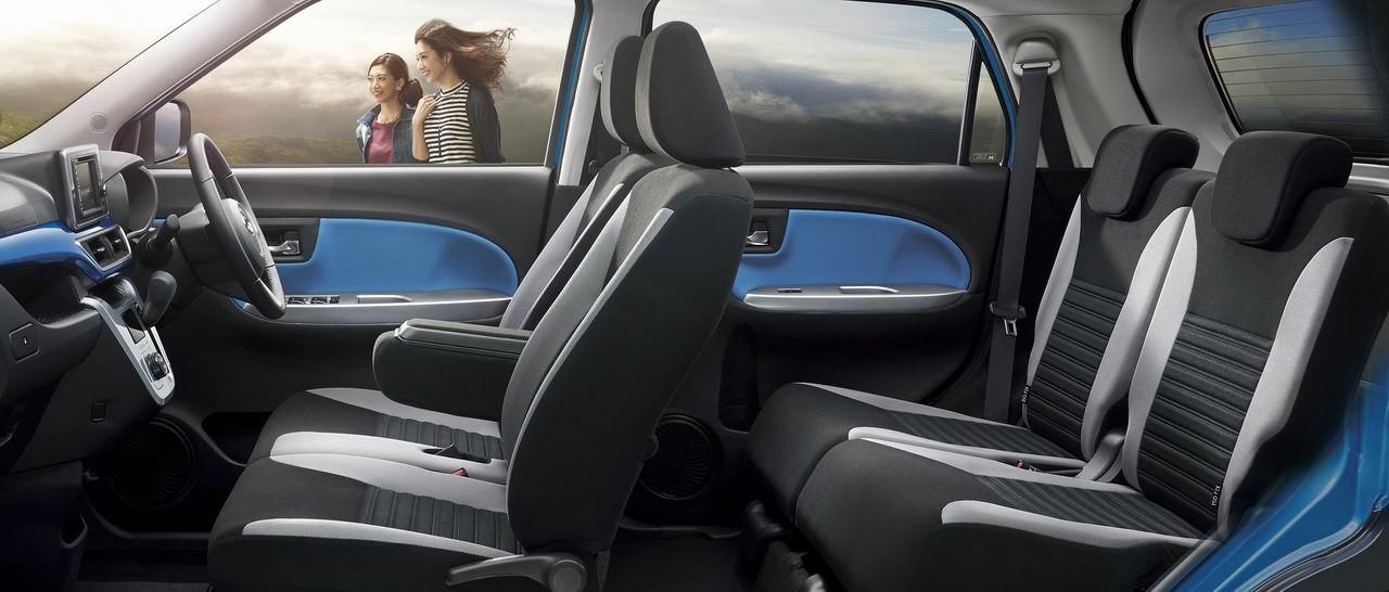 ダイハツ「キャスト・アクティバ」画像ギャラリー ─ 燃費リッター30キロのクロスオーバー軽自動車