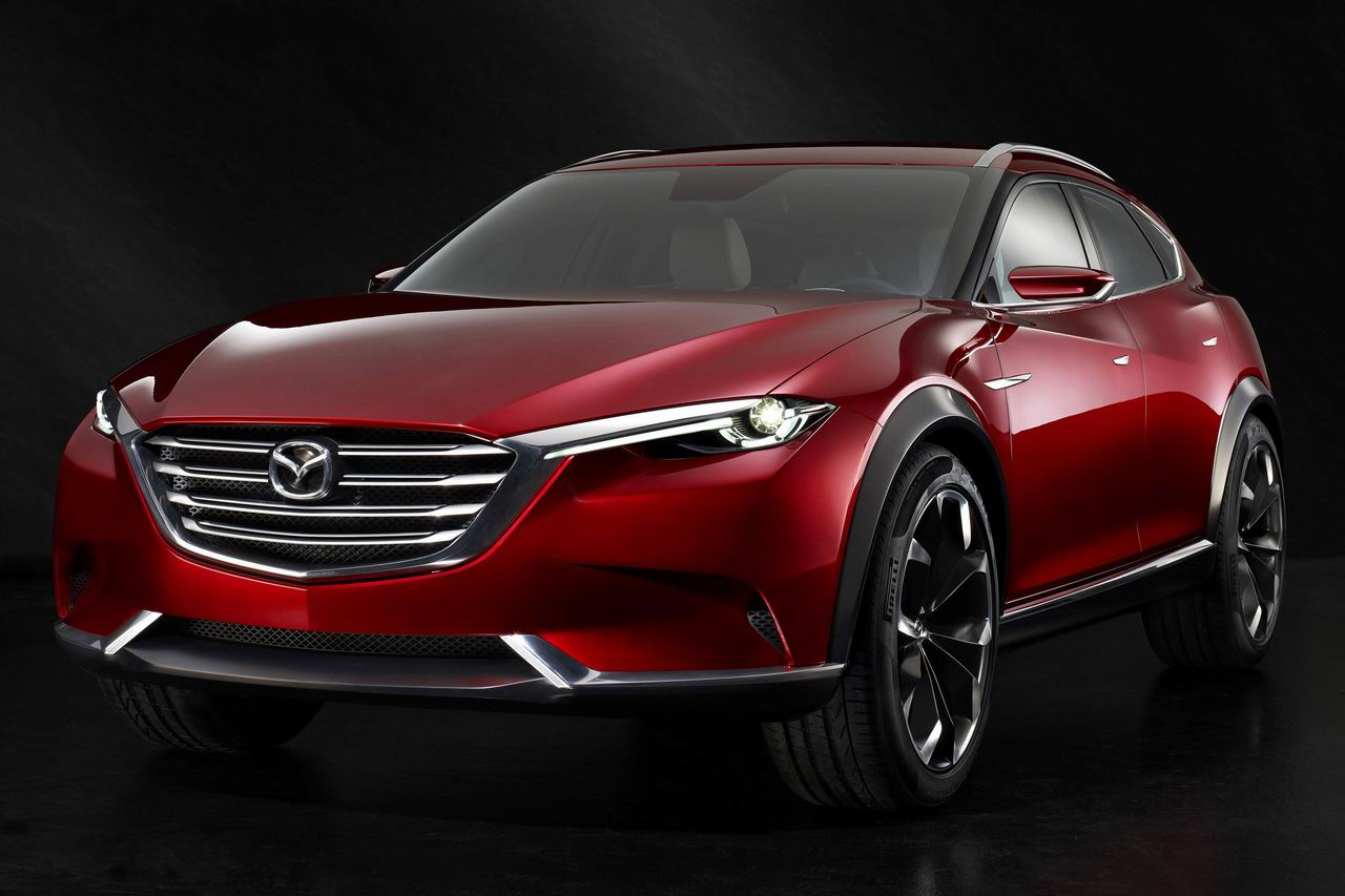 【東京モーターショー15】世界初公開マツダスポーツコンセプトはコスモスポーツの再来でロータリー? | Mazda