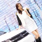 【東京モーターショー15】厳選美女!クール&インテリジェントなSUZUKI - 03