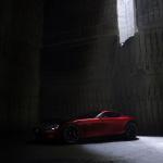 【東京モーターショー15】マツダ「RX-VISION」画像ギャラリー ─ 復活ロータリーへのビジョンを体現 - 06_RX-VISION_L