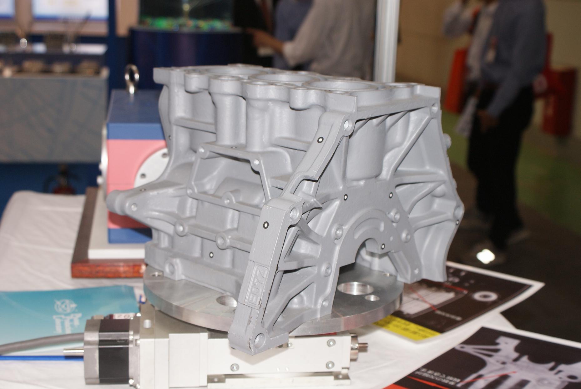 「【関西 ものづくりワールド2015】光子発生技術研究所が自動車部品用のX線CT技術を出展」の4枚目の画像