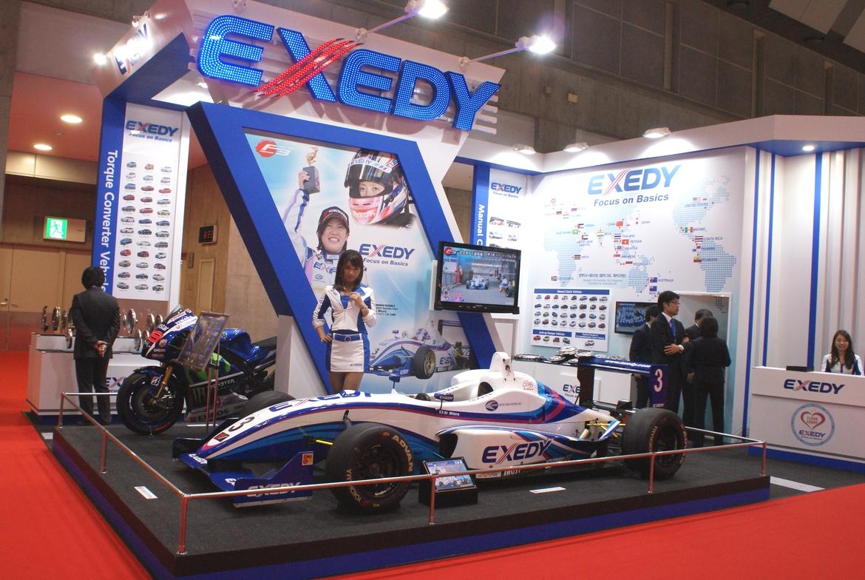 「【東京モーターショー15】エクセディ、多種多様な駆動系技術でアピール」の11枚目の画像