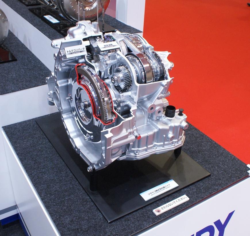 「【東京モーターショー15】エクセディ、多種多様な駆動系技術でアピール」の15枚目の画像