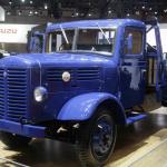 【東京モーターショー15】いすゞは、持続可能な大型トラックへ天然ガス車を提案 - Isuzu_TMS4402