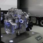 【東京モーターショー15】いすゞは、持続可能な大型トラックへ天然ガス車を提案 - Isuzu_TMS4404