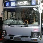 【東京モーターショー15】いすゞは、持続可能な大型トラックへ天然ガス車を提案 - Isuzu_TMS4405