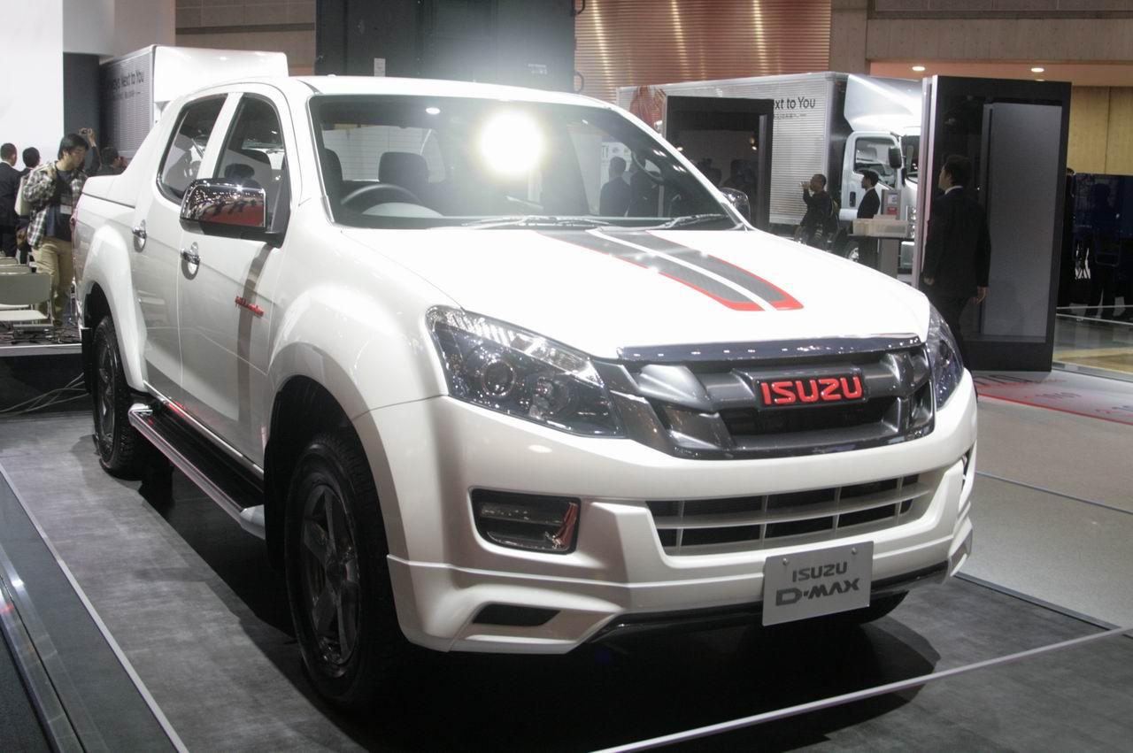 「【東京モーターショー15】いすゞは、持続可能な大型トラックへ天然ガス車を提案」の6枚目の画像
