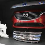 【東京モーターショー15】豊田合成はボディが膨らみ衝撃を緩和する超小型モビリティ・Flesbyを展示 - PHOTO_016