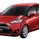 トヨタの8月国内販売は4.4%増も、海外生産は前年割れに - TOYOTA_SIENTA