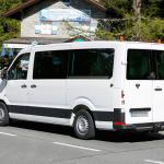 VW最大コマーシャルバン、次世代モデルでベンツから独立! - VW Crafter 9-sitzer 6
