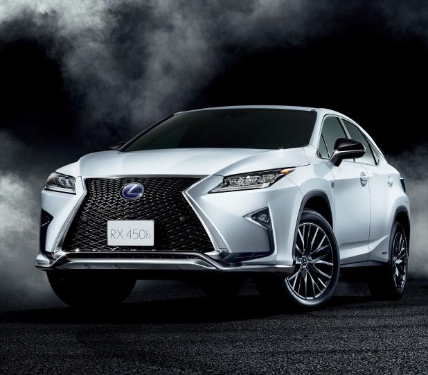 Lexus 2015 Suv Price: 新型レクサスRXは、先代RXからどれだけ進化したか?